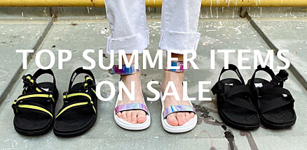 TOP SUMMER ITEMS ON SALE