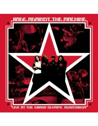 Винил Rage Against the Machine Live At the Grand Olympic Audi