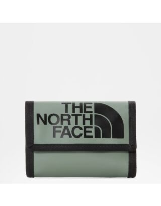 Кошелек The North Face  Base Camp Wallet Agave Green/Tnf Black