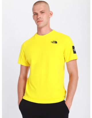 Футболка The North Face M BB SEARCH & R Lightning Yellow