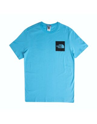 Футболка The North Face Fine Tee Ethereal Blue