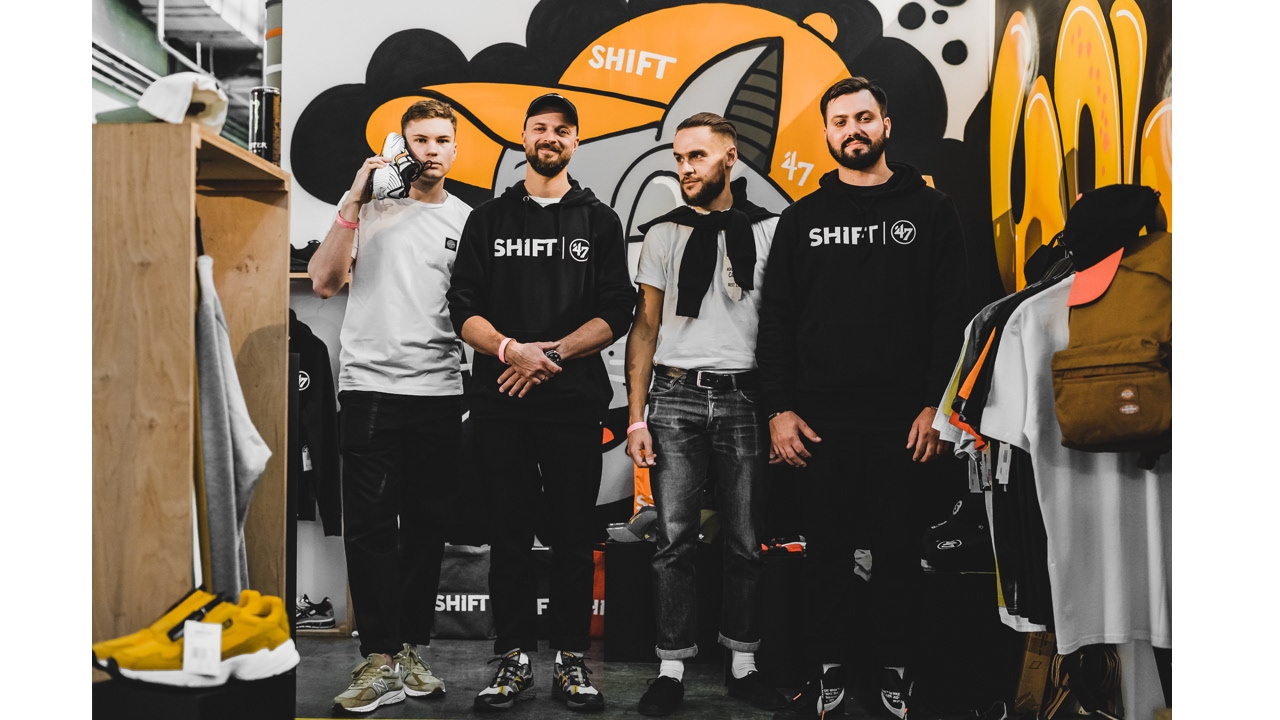shift x '47 brand, don't take fake 2019