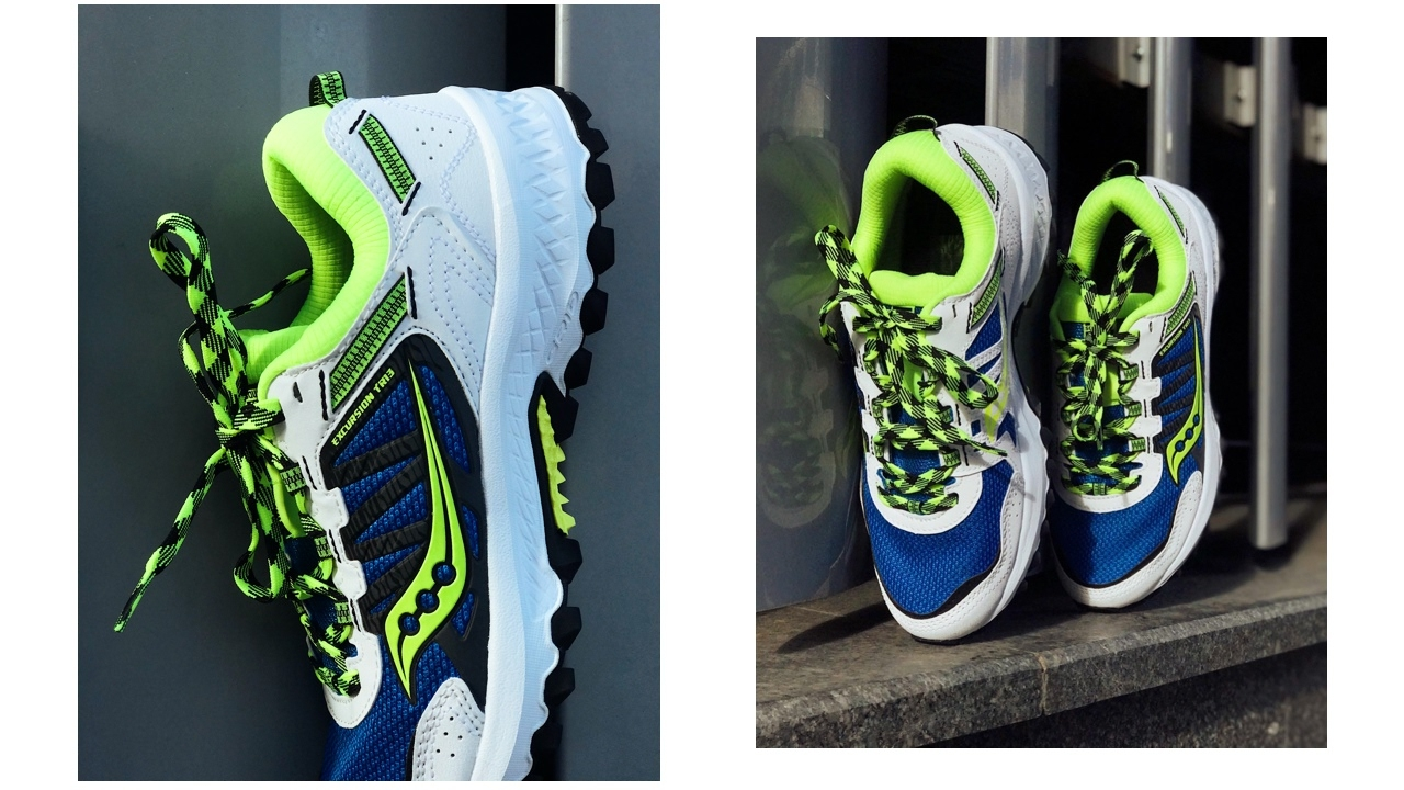 saucony excursion tr13