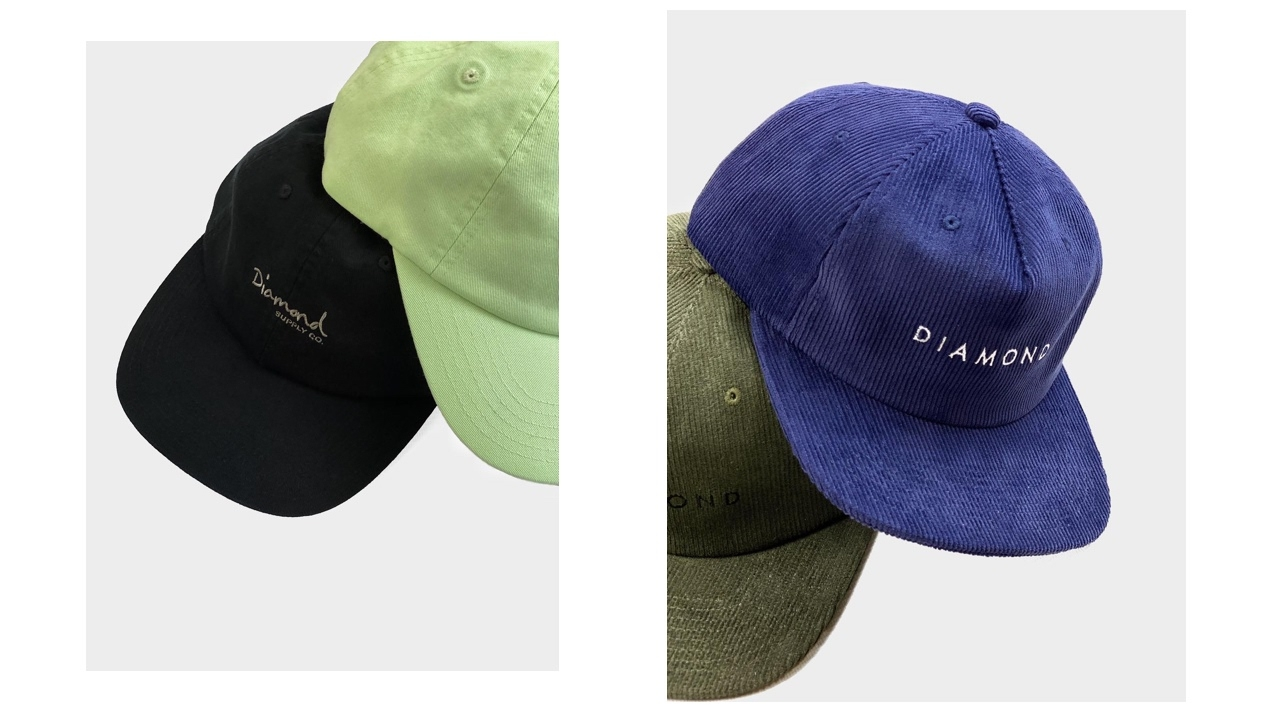 diamond supply co hat