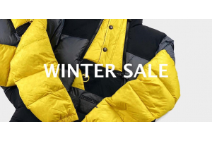 WINTER SALE AT SHIFT