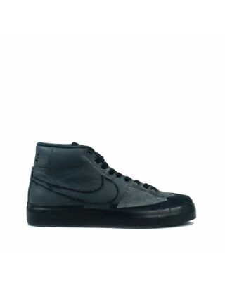 Кроссовки Nike Sb Zoom Blazer Mid Edge L Iron Grey/Black