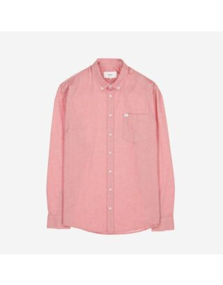 Рубашка Makia Flagship Shirt Red