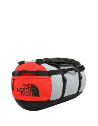 Сумка Сумка The North Face Base Camp Duffel S Flare/Black