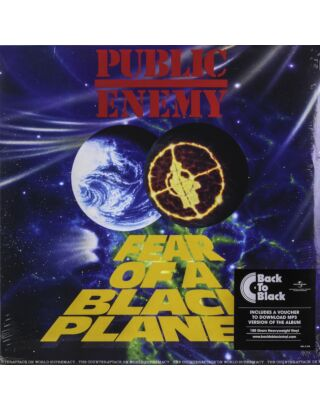 Винил Public Enemy Fear Of Black -HQ-